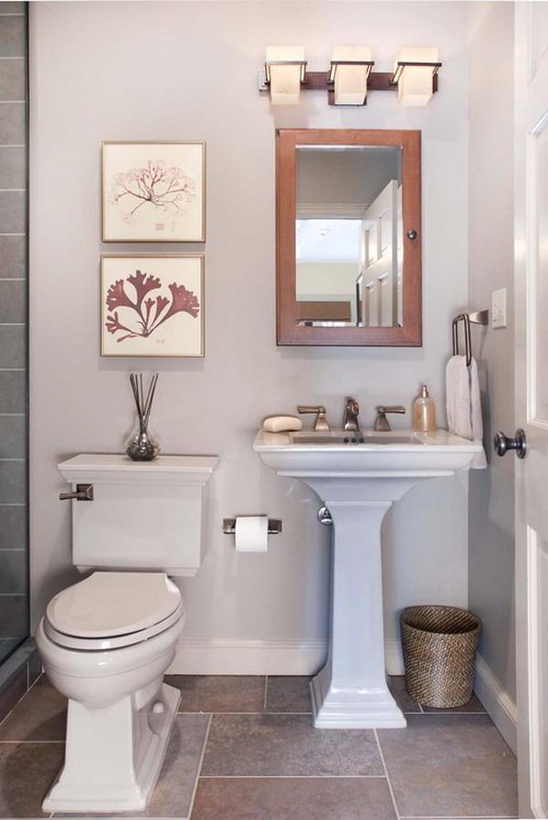 Small Bathroom Window Decorating Ideas : O baie mic f r ferestre idei pentru a ?nviora