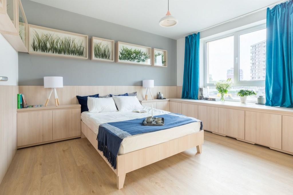 Apartamente noi, gata amenajate de designeri români