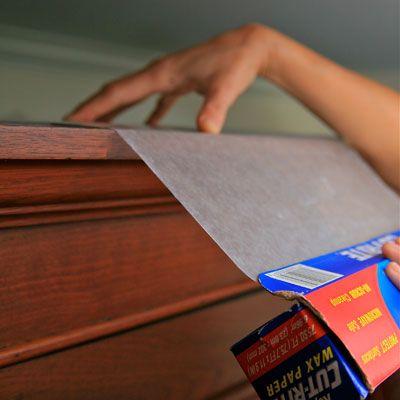 10 utilizări uimitoare ale hârtiei cerate