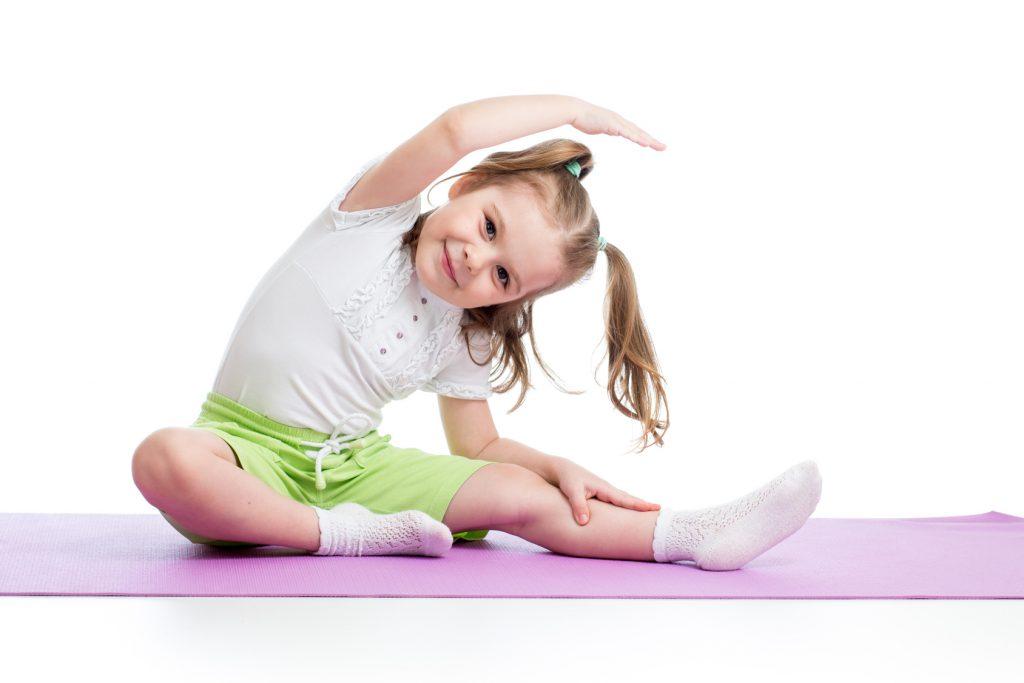 copil yoga