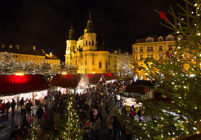 Cele mai frumoase pieţe de Crăciun din Europa