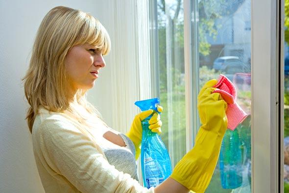 Cum poţi curăţa cu amidon de porumb