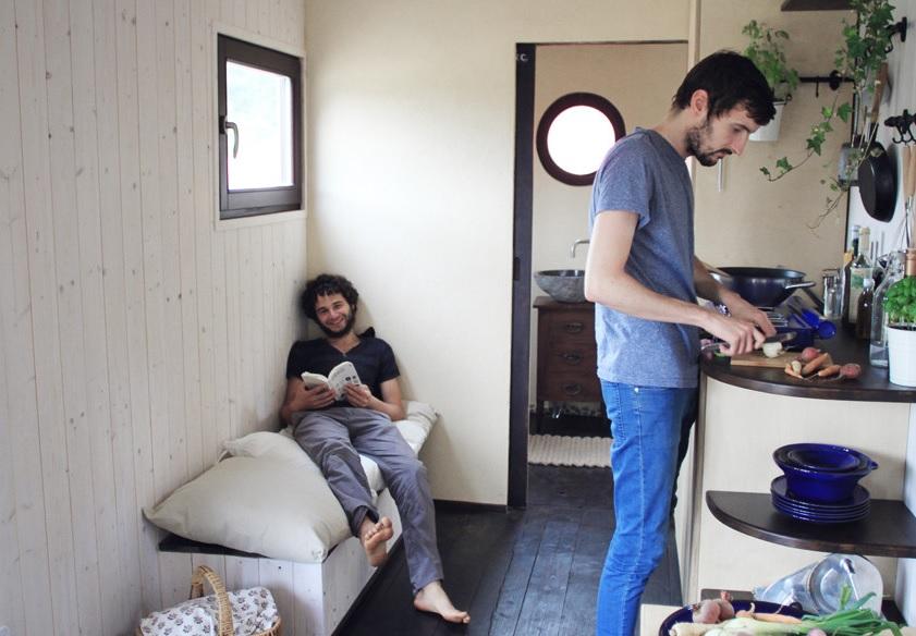 Casa rulotă fără costuri la întreţinere