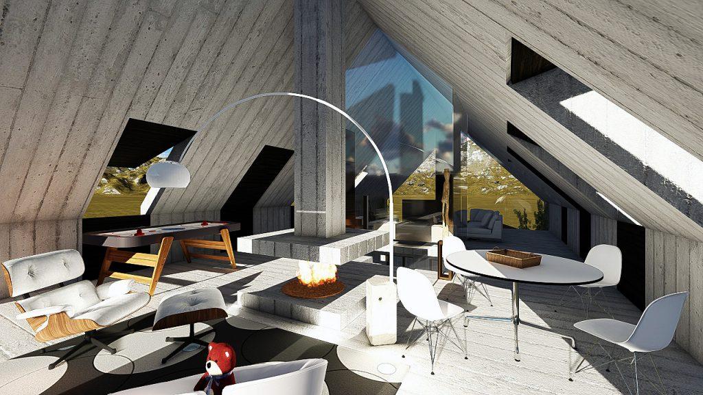 Interior 1C