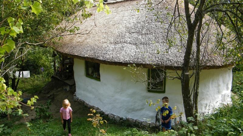 Casa din baloti de paie