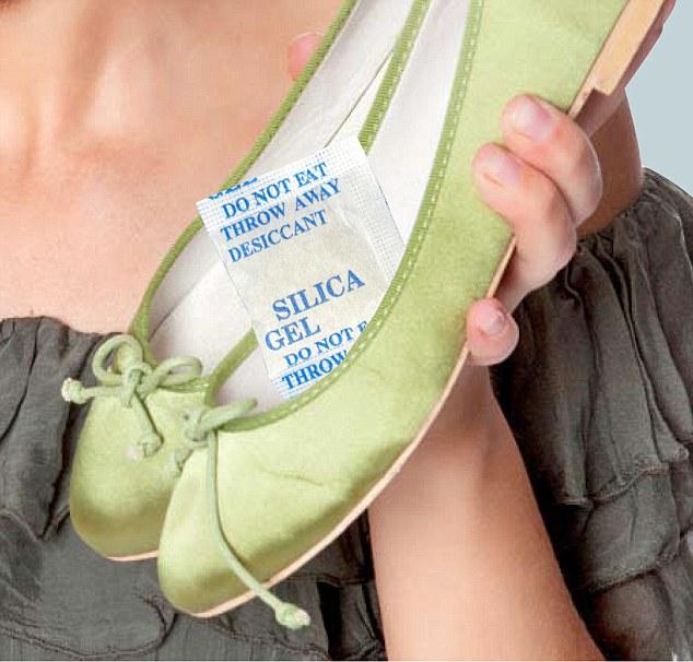 Moduri incredibile pentru utilizarea pungilor cu silicon din cutiile cu pantofi