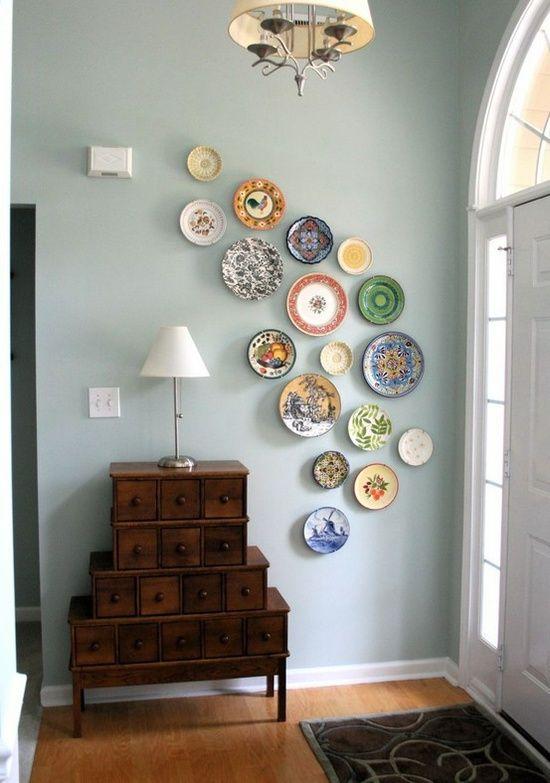 8 alternative la tablourile pe perete