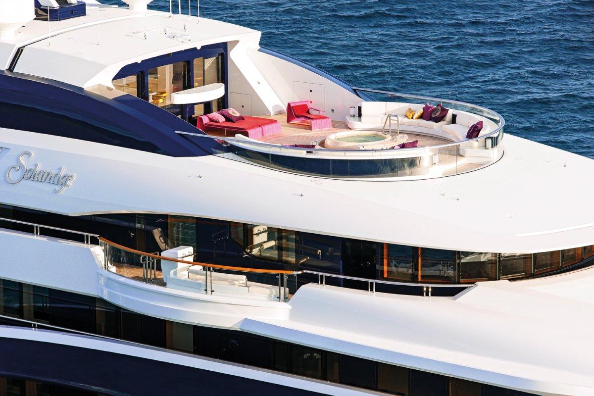 Luxul de pe mare: cum arată super-iahtul de 174 de milioane de dolari