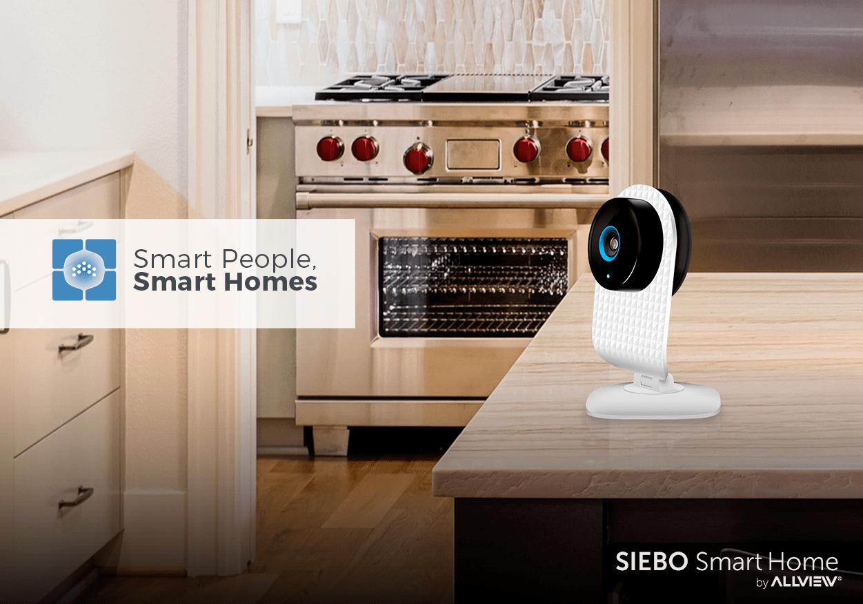 Un nou sistem pentru o casă inteligentă. Controlează totul prin aplicație