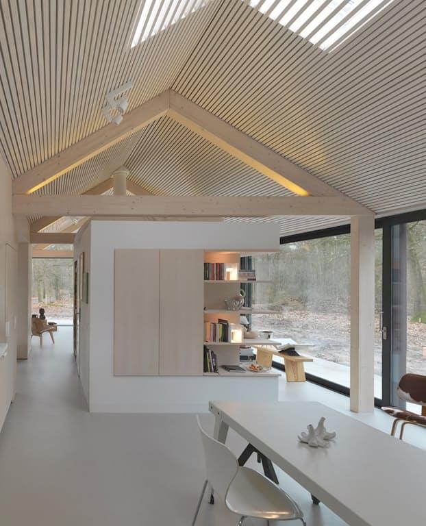 Patru cabane moderne în care ți-ar plăcea să locuiești
