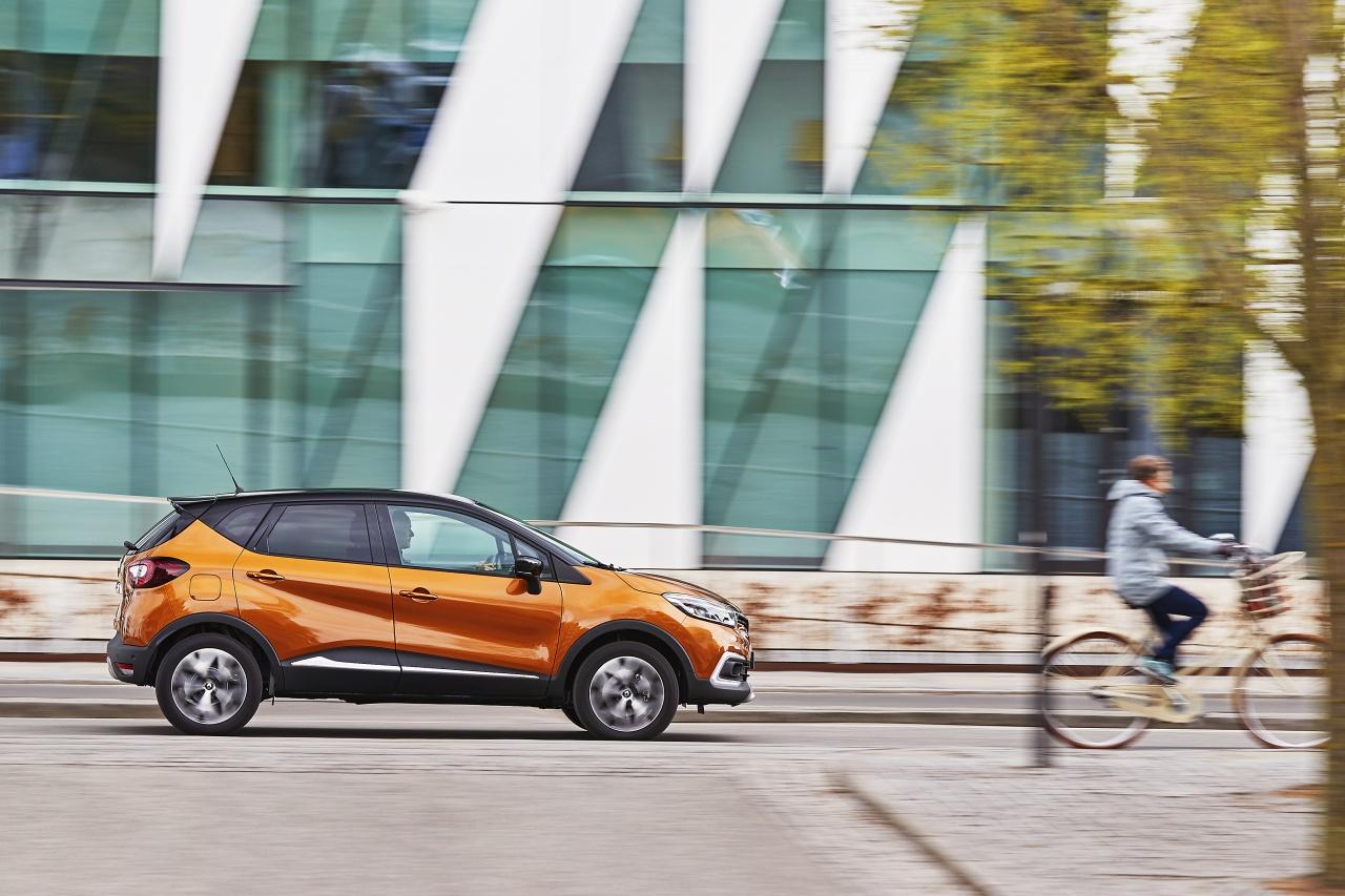 Renault lansează noul Captur în România
