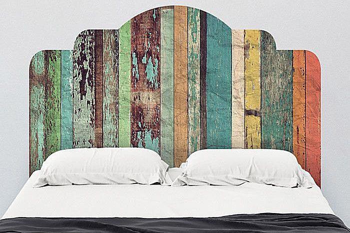 Tăblii de pat unice, pe care le poți face într-un weekend