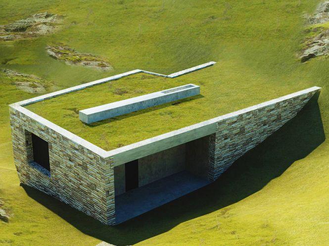 Nouă motive pentru care să alegi un acoperiş verde