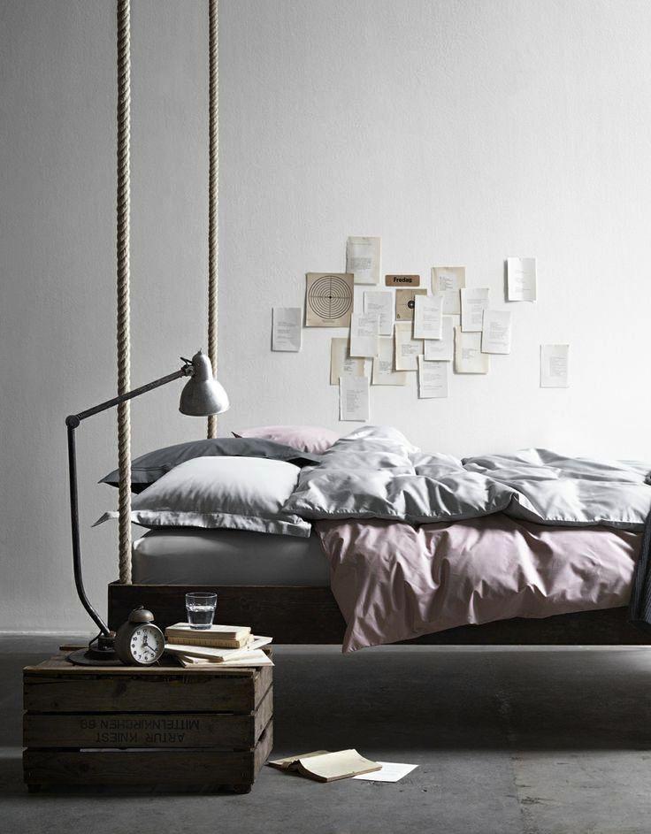 rustic-loft-hanging-bed