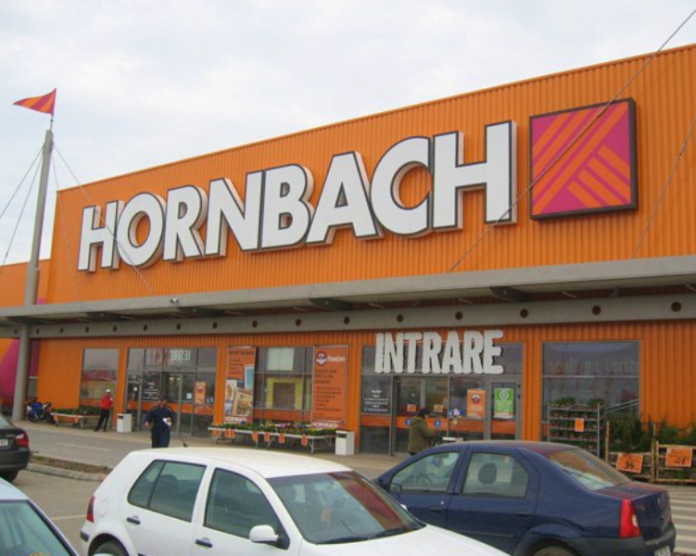 hornbach cre te cu 10 num rul de clien i. Black Bedroom Furniture Sets. Home Design Ideas