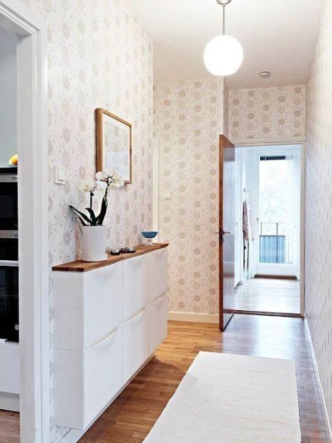 zece idei pentru folosirea spa iului de pe hol casoteca. Black Bedroom Furniture Sets. Home Design Ideas