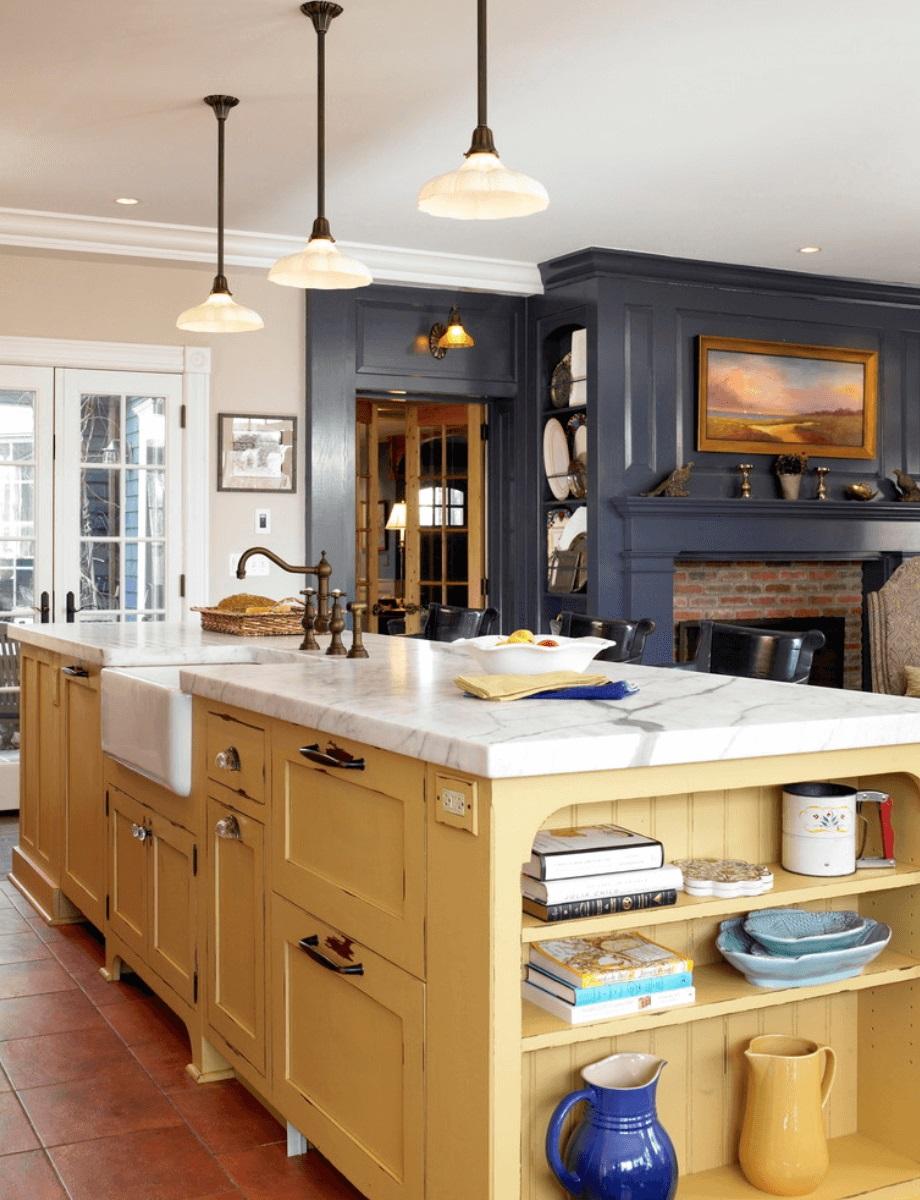Ce culori îţi înfrumuseţează bucătăria
