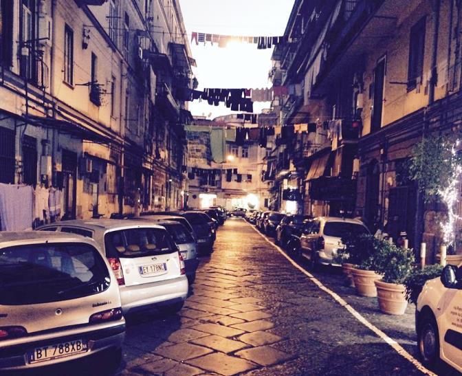 strada Napoli