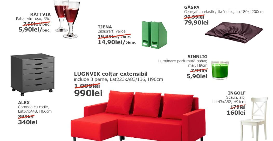 fotografii oficiale cel mai bun angrosist adidași ieftin Reduceri de 60% la JYSK, IKEA, Kika şi Lem's - Casoteca