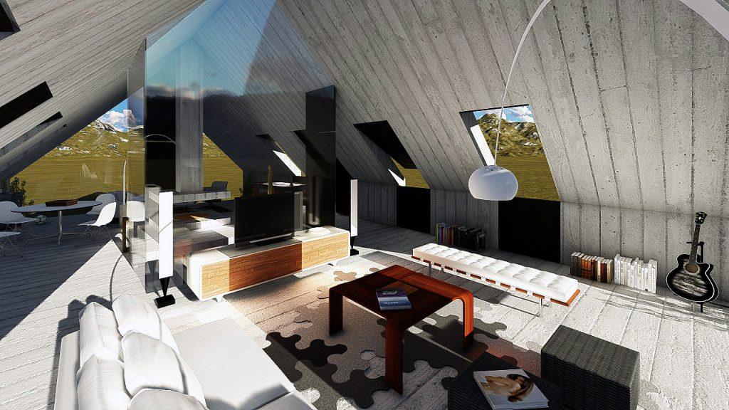 Interior 1B
