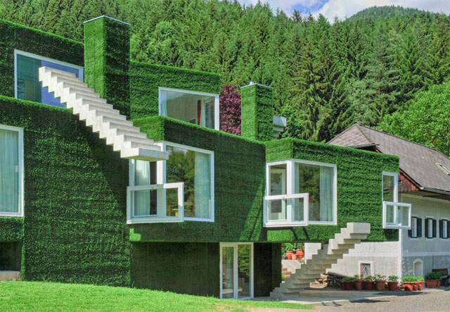 Programul casa verde trebuie sa includa si polistiren for Design della casa verde