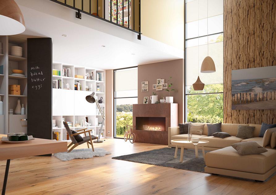Patru stiluri noi de amenajare a locuinţei în această toamnă