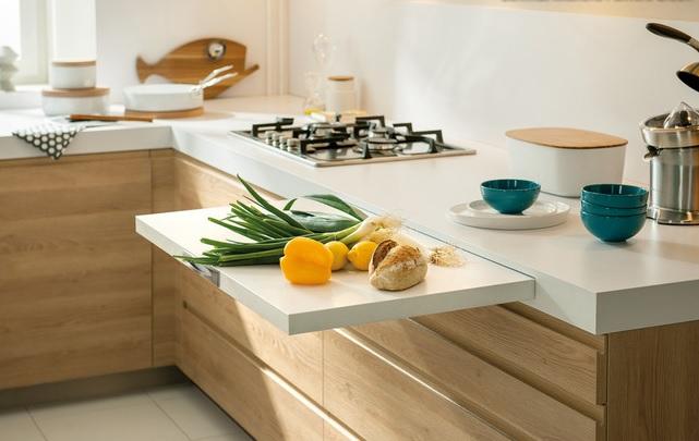 10 moduri în care să nu-ţi aglomerezi bucătăria mică
