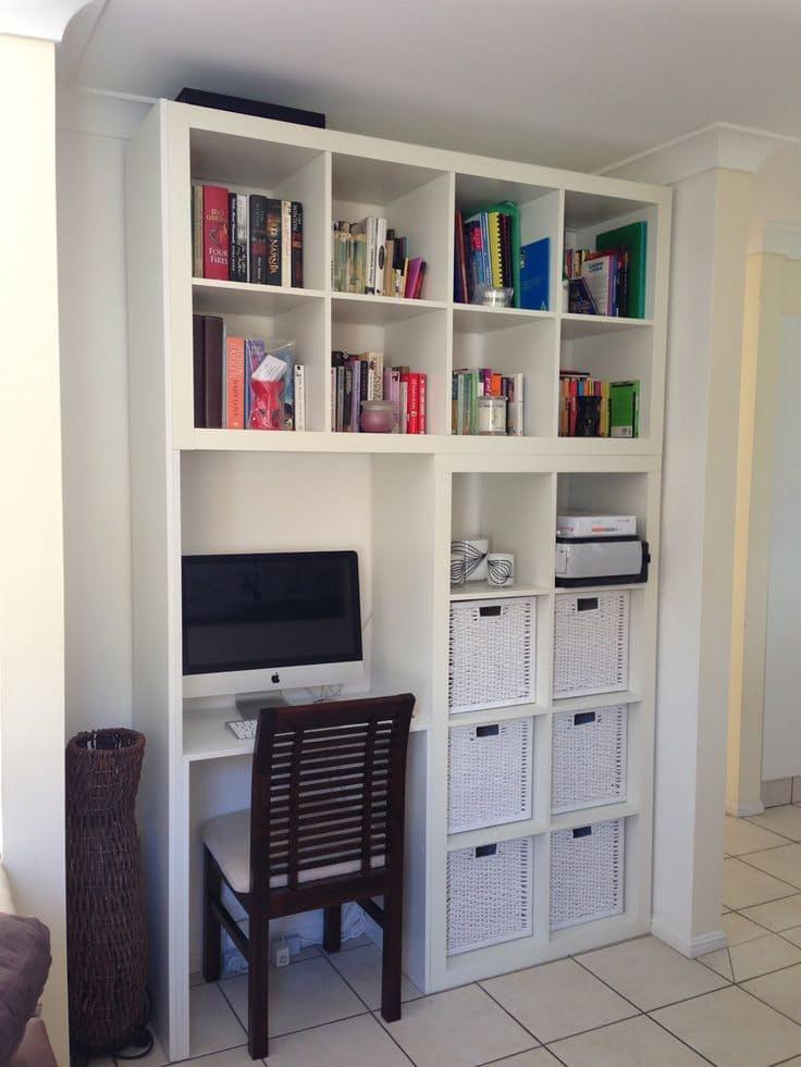 Cinci moduri inteligente să folosești dulapurile IKEA