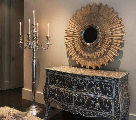 Cum să foloseşti oglinzile pentru Feng Shui în casă