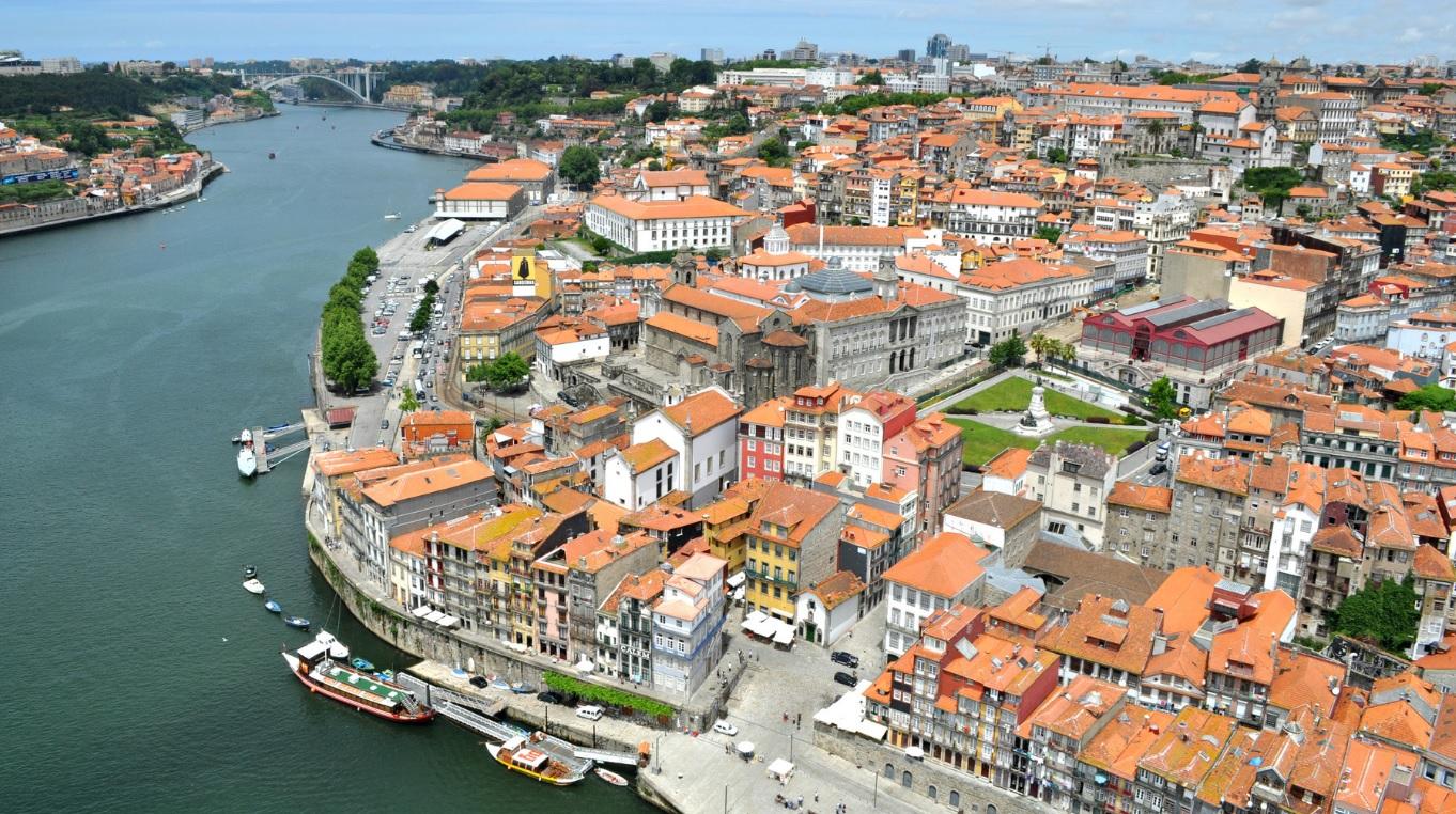 Porto, cea mai bună destinație europeană pentru vacanță