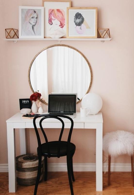 Cele mai bune locuri din casă pentru a pune o oglindă