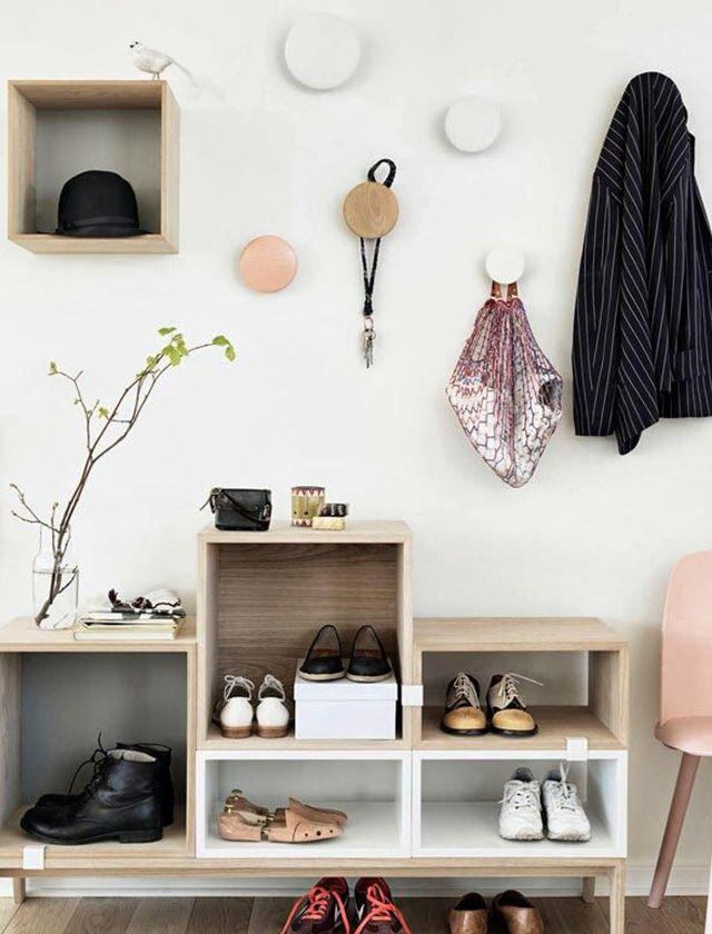 7 elemente de design pentru un hol stilat și organizat