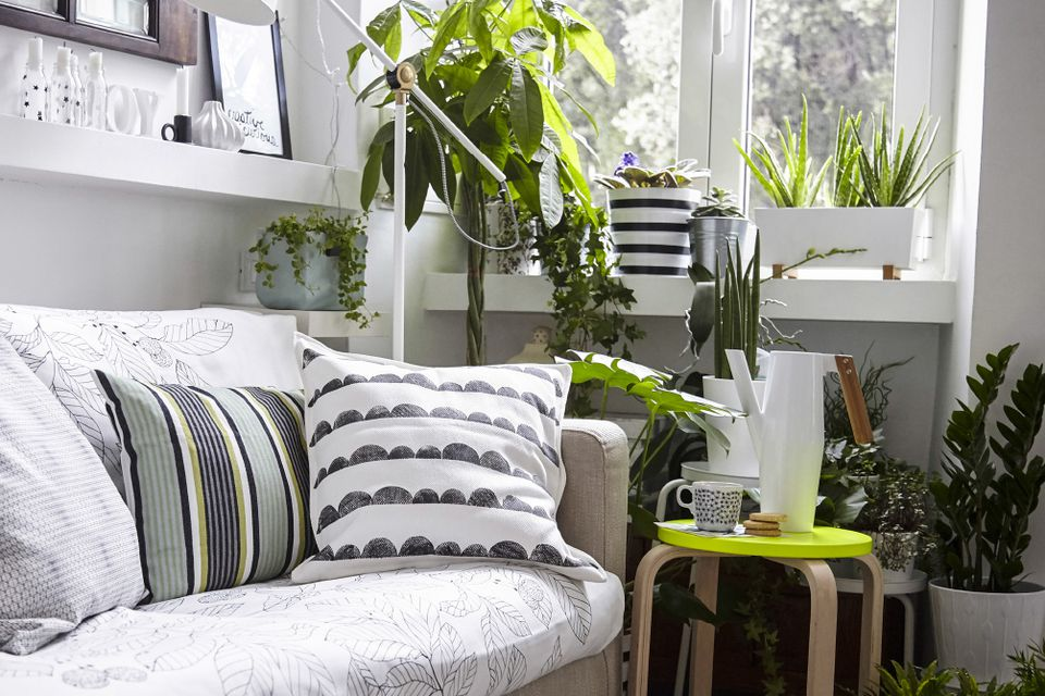 Zece idei geniale pentru colţurile pereţilor din casă