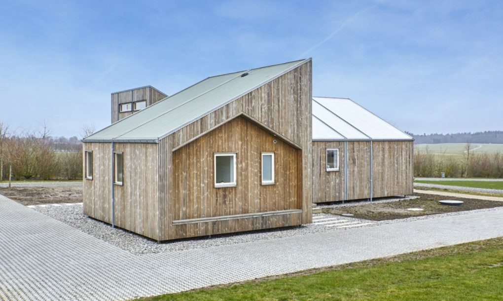 Cum arată și ce înseamnă prima casă biologică din lume
