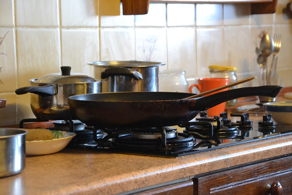 Cele mai comune şapte cauze care duc la incendii în casă