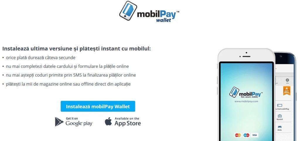 Cum se poate plăti întreţinerea direct de pe telefon