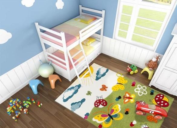 De unde cumperi cele mai frumoase covoare pentru camera copiilor