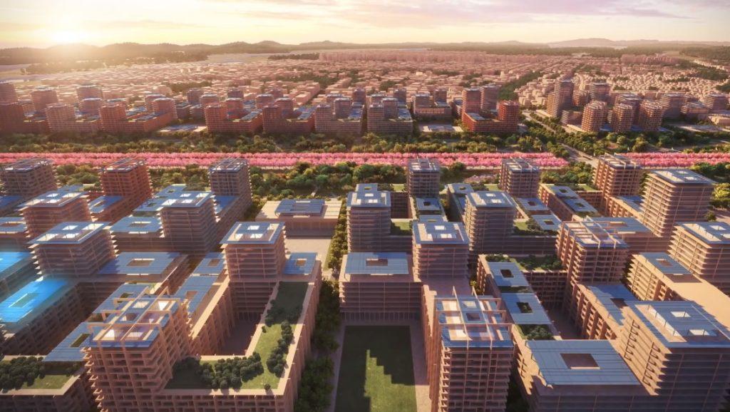 Se va construi de la zero! Cum arată oraşul viitorului