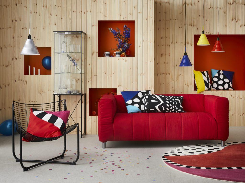 IKEA aduce o explozie de culoare cu patru colecții noi