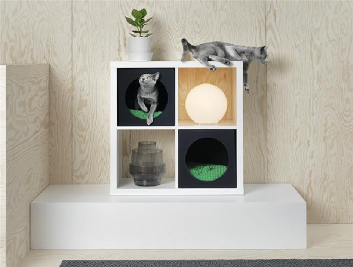 IKEA lansează colecţia LURVIG pentru cei care au animale de companie