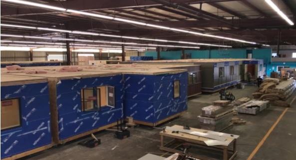 Amazon ar putea produce case prefabricate cu tehnologie de ultimă oră