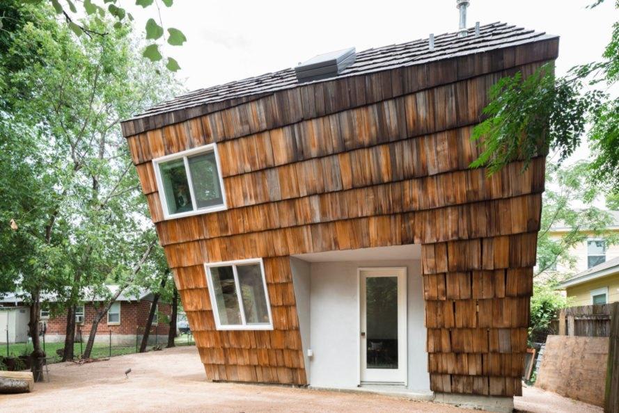 Soluţie pentru mai mult spaţiu în casă dacă terenul este mic
