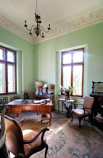 Interior Conac Casotta