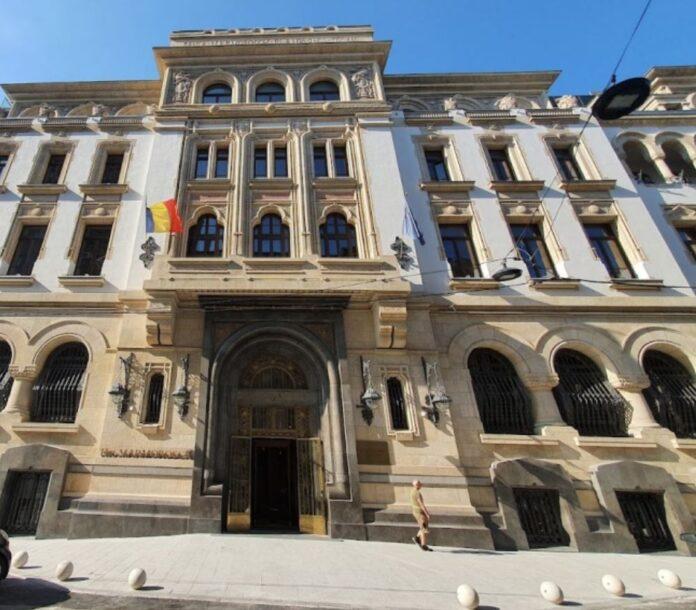 Bănca Marmorosch din Centrul Vechi al Capitalei, hotelul Autograph Collection
